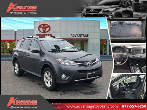 Pre-Owned 2014 Toyota RAV4 XLE AWD 4D Sport Utility
