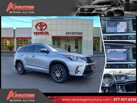 Pre-Owned 2017 Toyota Highlander SE AWD 4D Sport Utility