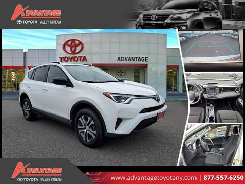 Pre-Owned 2016 Toyota RAV4 LE AWD 4D Sport Utility
